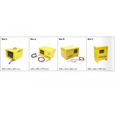 Зарядни устройства за тягови батерии