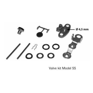 Ремонтен комплект за клапан Aisan model SS